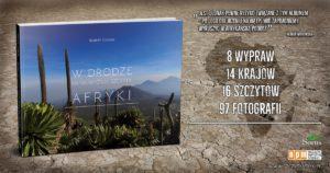 Książka W drodze na najwyższe szczyty Afryki